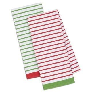DII Dishtowel Holiday Assorted (Set of 2)