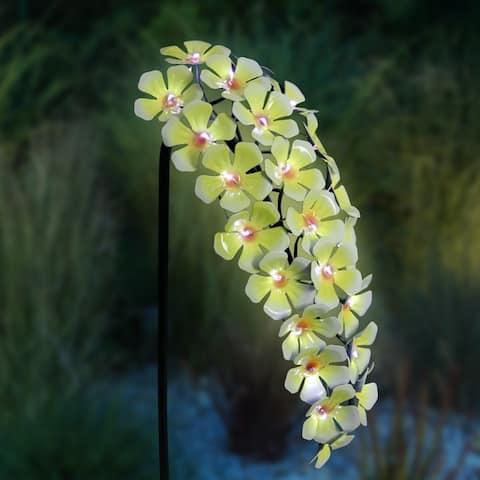 Solar Hanging Flower Stake