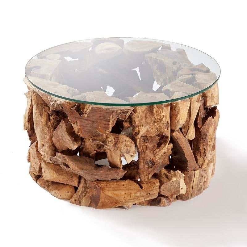 Sharan Tree Root Driftwood Coffee Table 3149 X 3149 X 1771