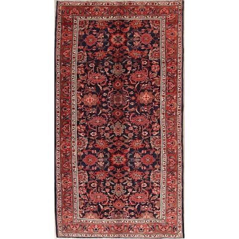"Nanaj Oriental Hand Knotted Wool Persian Area Rug - 10'3"" x 5'6"""