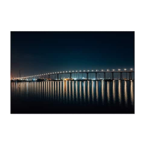 Noir Gallery Coronado Bridge San Diego Photo Unframed Art Print/Poster