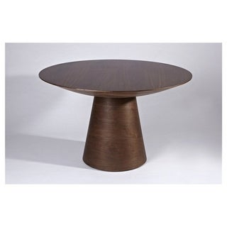 Juho Round Dining Table - Brown