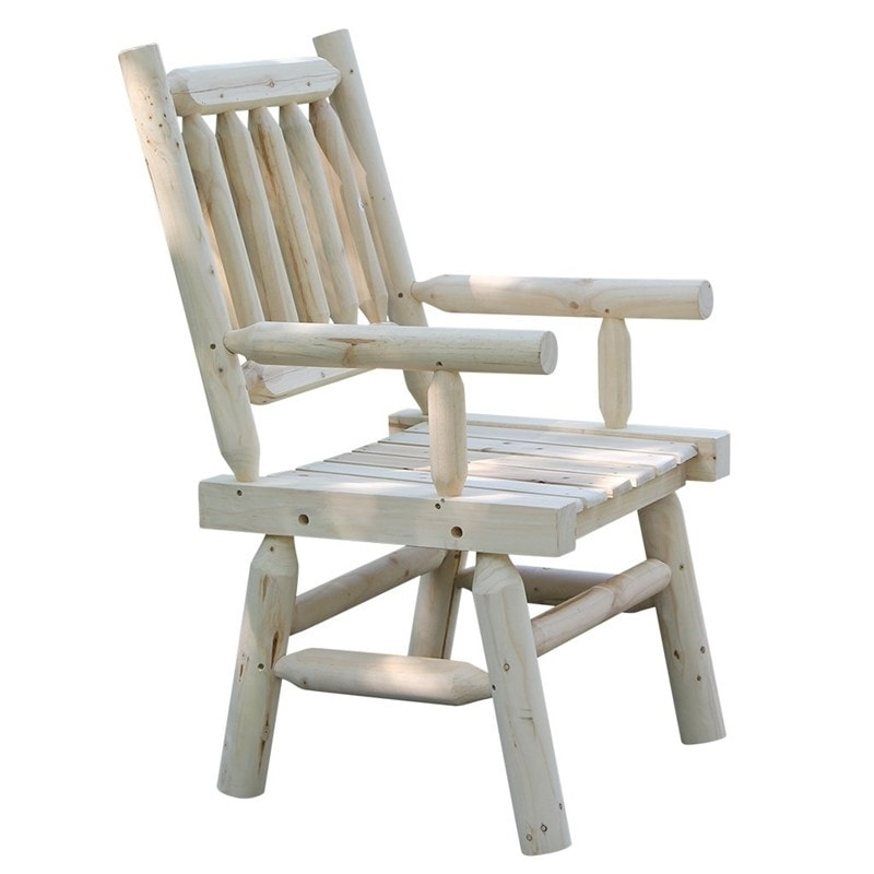 Rustic Style Oversized Patio Furniture