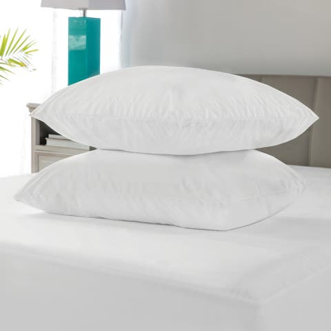 SensorPEDIC Microshield Pillow Protector Pair