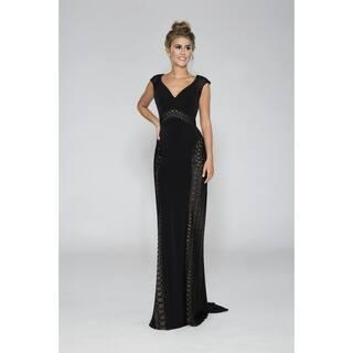 Stella Couture Women's Evening Long Dress