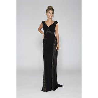 Link to Stella Couture Women's Formal Evening Long Dress (As Is Item) Similar Items in As Is