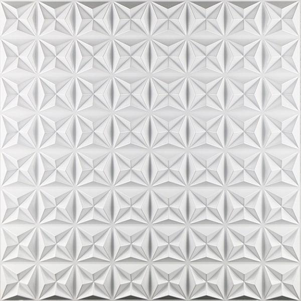 "19 5/8""W x 19 5/8""H Coralie EnduraWall Decorative 3D Wall Panel"