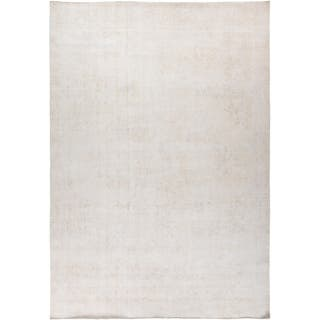 """Vintage, Hand Knotted Area Rug - 8' 2"""" x 11' 10"""""""