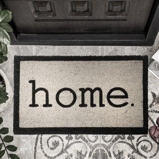 """18""""X30"""" Coir Fibre Home. Door Mat"""""""