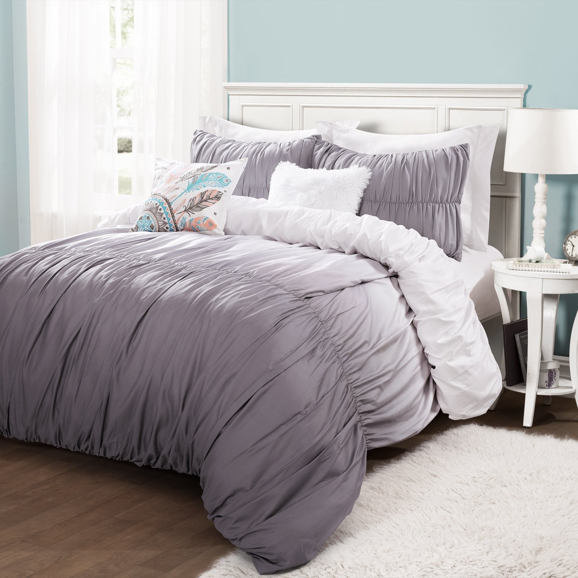 Silver Orchid Maris Fiesta Comforter Set On Sale Overstock 28353565