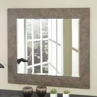 Carbon Loft Old Iron Wall Mirror