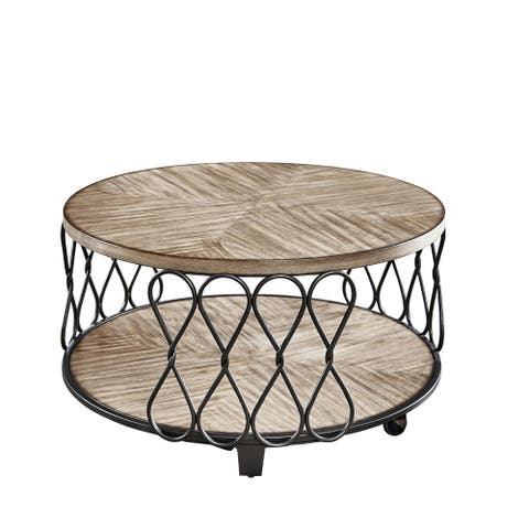 Bellisa Coffee Table by Greyson Living