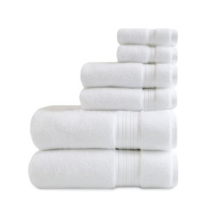 AIR RICH innovative technology, high absorbency 6 Piece Towel Set (600 GSM)