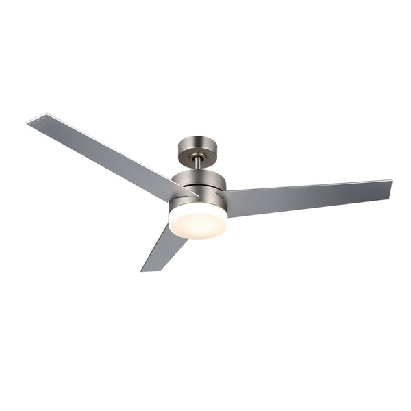 Shop Co Z 3 Blade Contemporary Ceiling Fan 52 Inch With