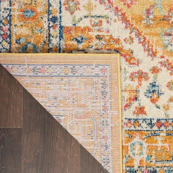 Copper Grove Alsleben Vintage Persian Area Rug On