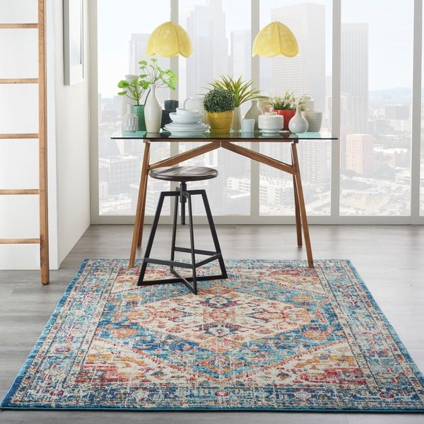 Shop Nourison Passion Vintage Persian Area Rug On Sale