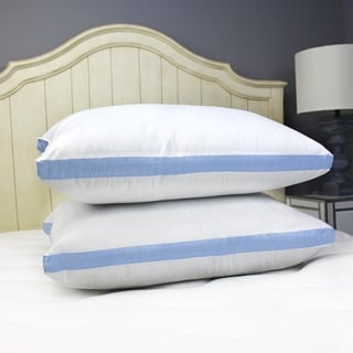 Iso-Pedic Ultra Cooling Microfiber Pillows - WHITE