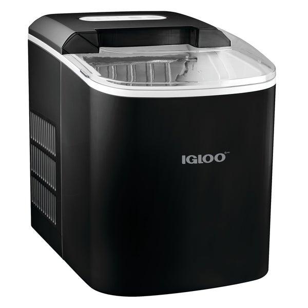Igloo ICEB26BK 26-Pound Automatic Ice Cube Maker - Black