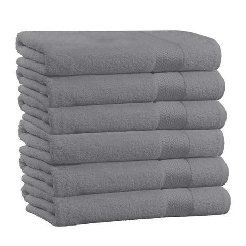 Porch & Den Woll Pond Fast Dry Hand and Kitchen Towels (Set of 12)