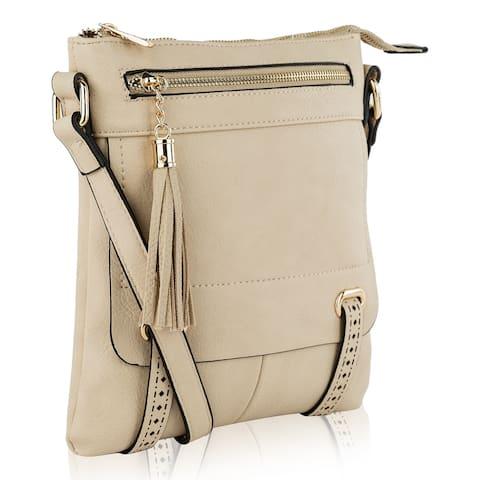 MKF Collection Yesenia Crossbody Bag by Mia K.