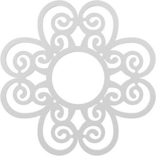 Cohen Architectural Grade PVC Pierced Ceiling Medallion