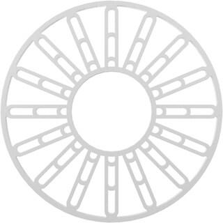 Hale Architectural Grade PVC Pierced Ceiling Medallion