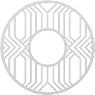 Empire Architectural Grade PVC Pierced Ceiling Medallion