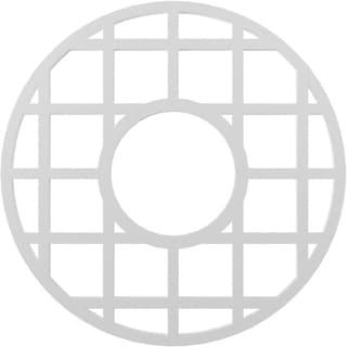 O'Neal Architectural Grade PVC Pierced Ceiling Medallion