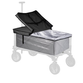 Link to Adventure Portable Wagon Upgrade Kit, (Dark Grey) Similar Items in Bicycles, Ride-On Toys & Scooters