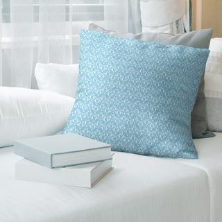 Fun Alternate Art Deco Throw Pillow