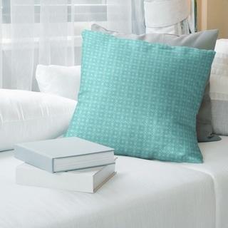 Fun Classic Doily Pattern Throw Pillow
