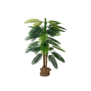 """Laura Ashley 74"""" Real touch palm tree"""