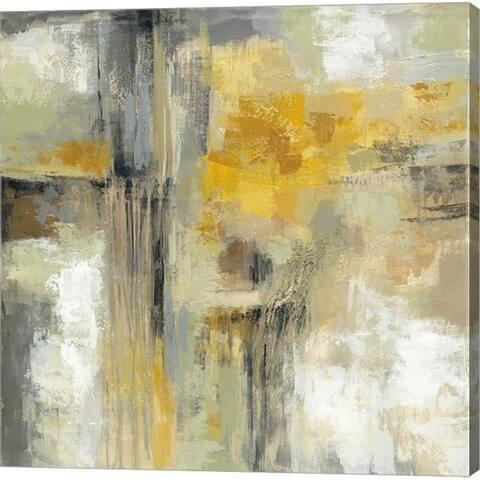 Silvia Vassileva 'Sun and Rain' Canvas Art
