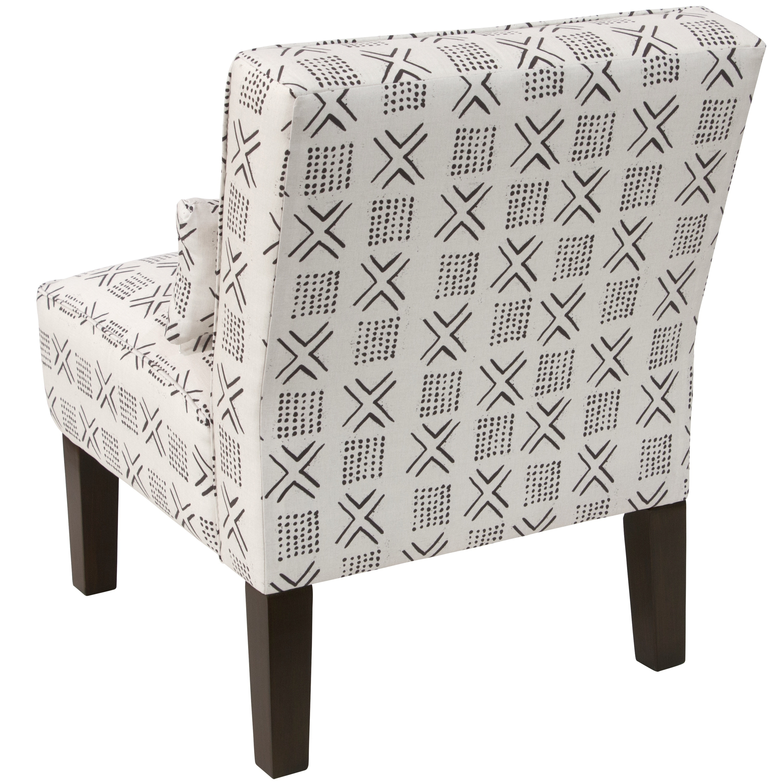 Skyline Furniture Armless Chair In Remmy Cream N A