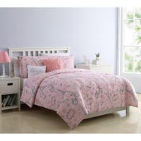 VCNY Home When I Am in Paris Comforter Set