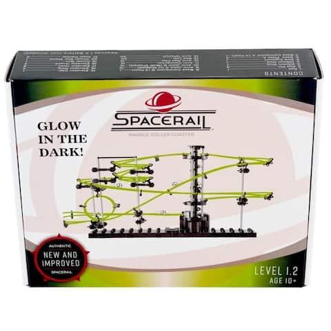 SpaceRail Glow in the Dark 6,500MM Rail Level 1.2 - Green