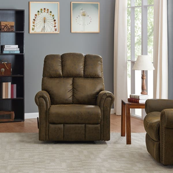 Sensational Shop Copper Grove Extra Large Recliner Chair On Sale Ibusinesslaw Wood Chair Design Ideas Ibusinesslaworg