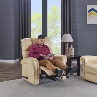 Fabulous Buy Wall Hugger Recliner Chairs Rocking Recliners Online Inzonedesignstudio Interior Chair Design Inzonedesignstudiocom