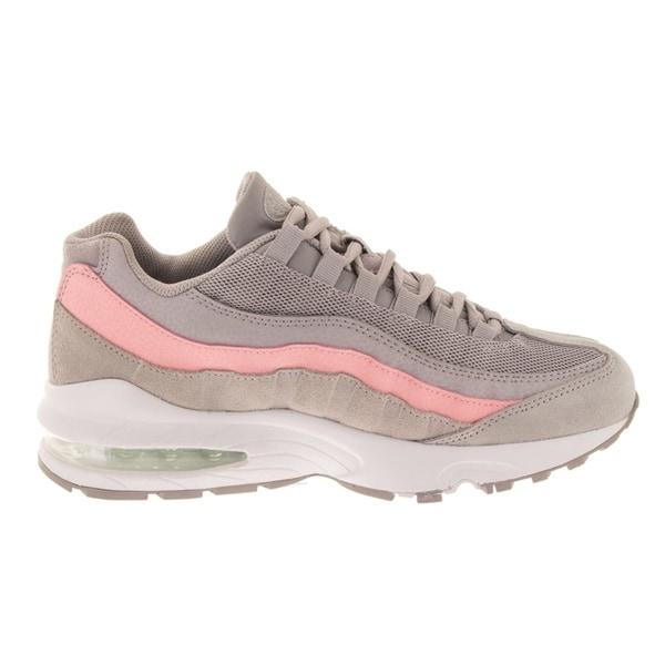 Shop Nike Kids Air Max '95 LE (GS) Running Shoe Free