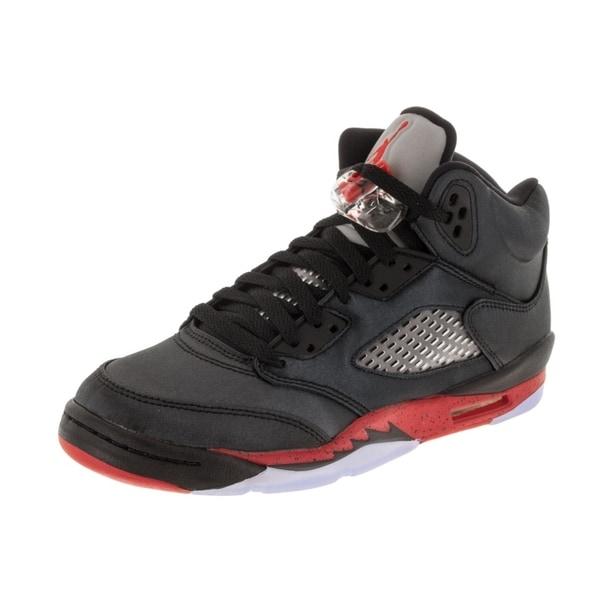 online store 28010 ae417 Shop Nike Jordan Kids Air Jordan 5 Retro (GS) Basketball ...