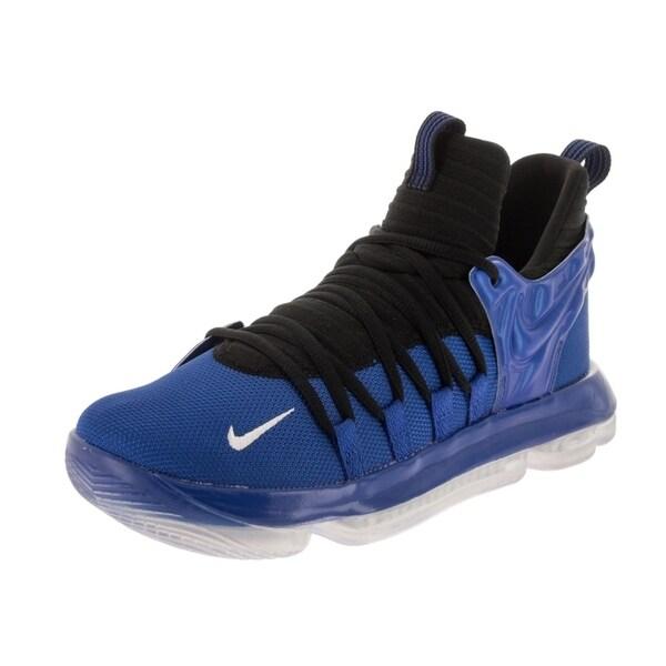 e92ad5d2392aa Shop Nike Kids Zoom KD10 LE (GS) Basketball Shoe - Ships To Canada ...