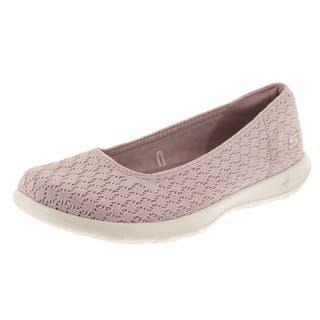 Skechers Women's Go Walk Lite - Loveable Slip-On Shoe