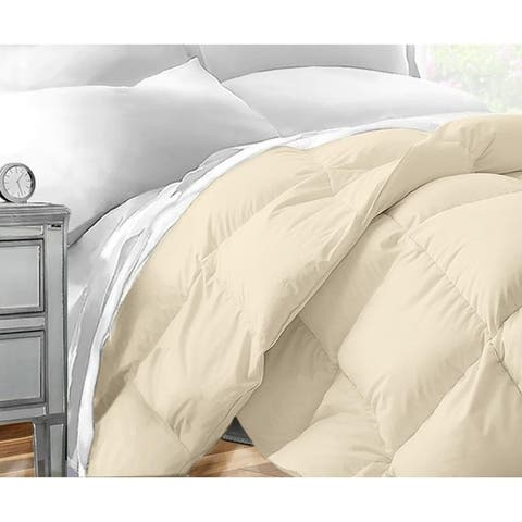 Restoration Collection Goose Down Alternative Comforter