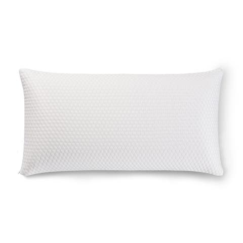 Pure Talalay Bliss Shapeable High Profile Pillow With Cooling Cover