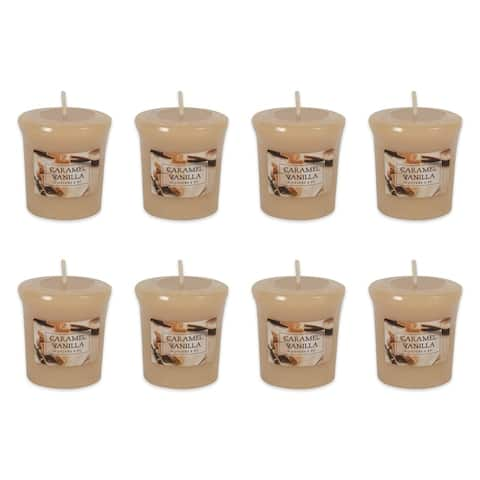 DII Small Fall Tealight/Votive Candles