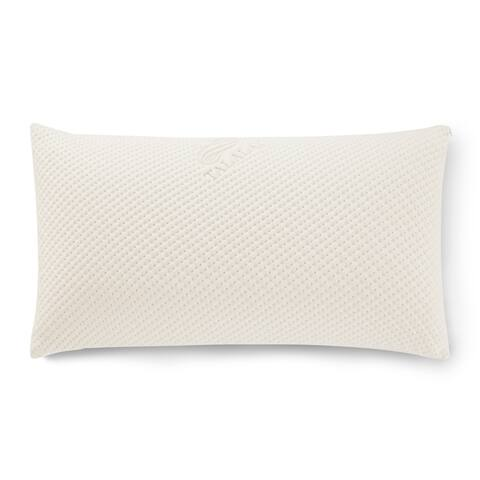 Pure Talalay Bliss High Profile Soft Pillow With Bamboo Cover