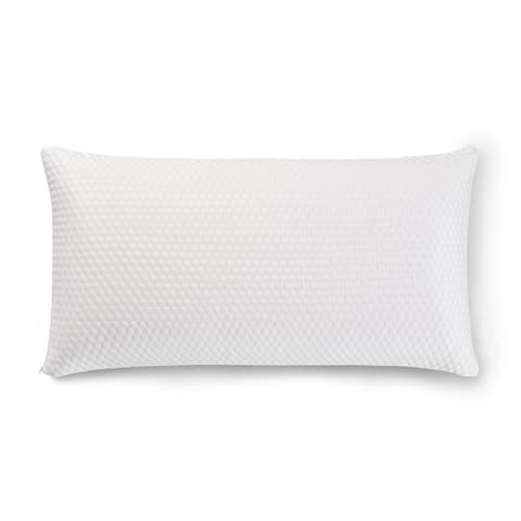 Pure Talalay Bliss High Profile Soft Pillow With Cooling Cover