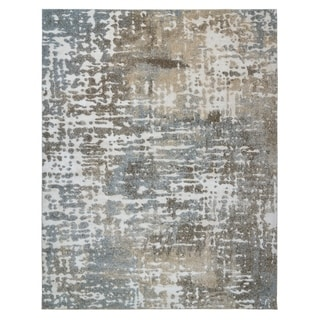 """Avenue 33 New Style Ghent Beige Area Rug (8'9"""" x 13'1') by Gertmenian"""