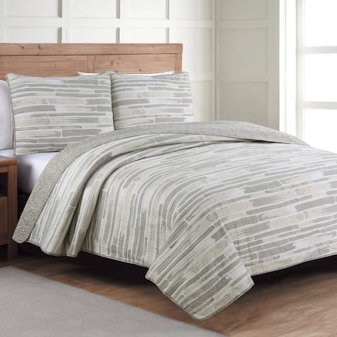 Estate Collection Algarve Quilt Set
