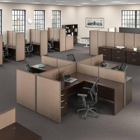 Bush Business Furniture ProPanels 66H x 48W Office Partition